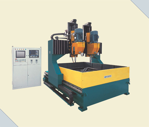 CNC Flange/Plate Drilling Machine